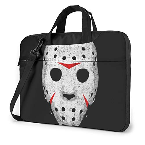 Laptop Sleeve Case,Horror-Movie_Maniac Briefcase Messenger Notebook Computer Bag 15.6 Inch