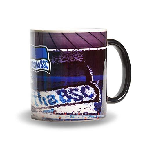 Hertha BSC Berlin Tasse Mug (one Size, Zaubertasse)
