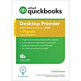 QuickBooks Desktop Premier with Payroll - Accounting & Invoicing Software (EN) 2020