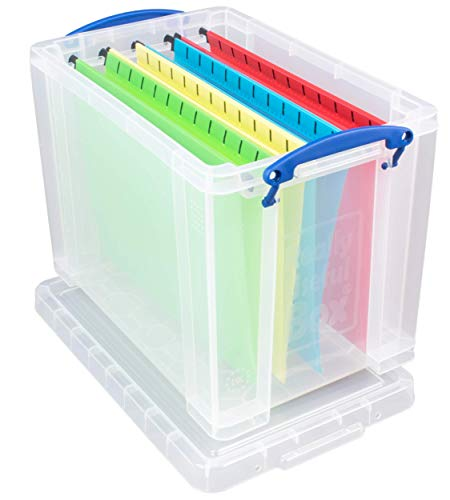 Really Useful Box 19C 19 Liter Box Transparent 395x255x290 mm PP