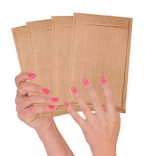 25 Pack Kraft padded envelopes 4...
