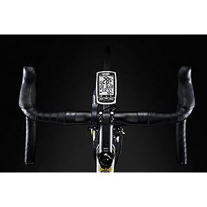 iGPSPORT GPS–Ciclocomputador inalámbrico Bluetooth Ant + igs50e Cycle Ordenador odómetro con Gran Pantalla, Tracker con Sensor de Velocidad y cadencia y sensores de Ritmo cardiaco (Color Blanco)