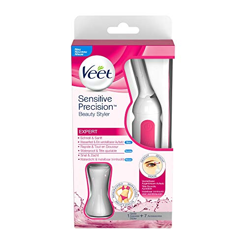Veet Sensitive Precision Expert - Rasoir Electrique -...