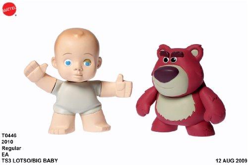 Disney Pixar Toy Story 3 Action Figure Buddy Pack - Lotso & Big Baby