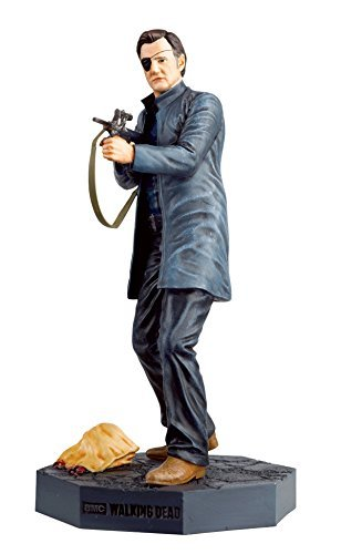 Eaglemoss The Walking Dead Collector's Models: The Governor Figurine by Eaglemoss