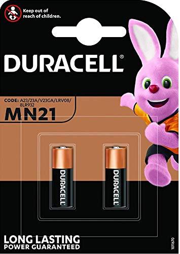 Duracell MN21-BULK10 Security Batterie 12v (2 x 5 Pack