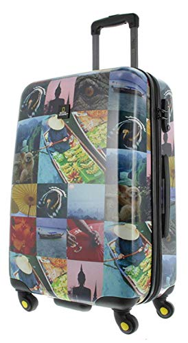 Koffer Hartschale Trolley National Geographic Gr.L 78cm Thailand