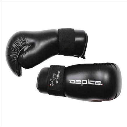 DEPICE Kickboxing Pointfight Openhand Handschuhe FASTLINE schwarz Gr. M B00JR2DEK0   | Online