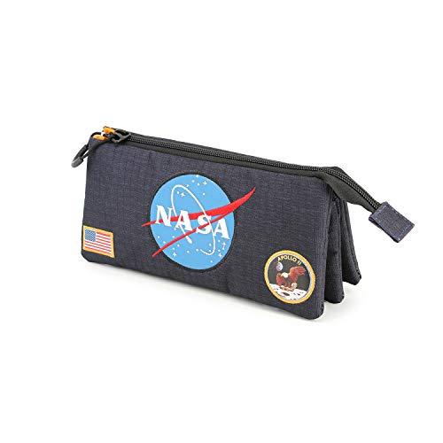 NASA Apollo II-Estuche Portatodo Triple HS