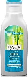 JASON Restorative Biotin Shampoo, 16 oz. (Packaging May Vary)