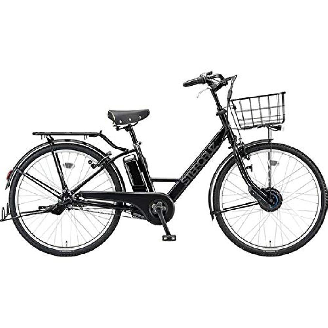 動機付ける急行する配るブリヂストン 電動自転車 ステップクルーズe ST6B49 T.Xクロツヤケシ T.Xクロツヤケシ