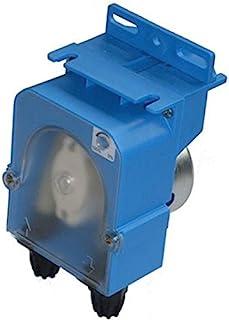 Bomba dosificadora peristáltica con alcance fija para dosificación temporizador brillantante Modelo mp3-t–0,5l/h 230VAC, Tubo membrana silicona