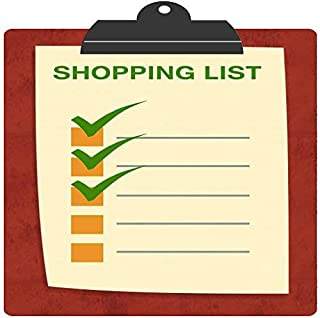 Shopping List with speech recognition