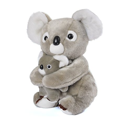 Koala Mom and Baby Plush
