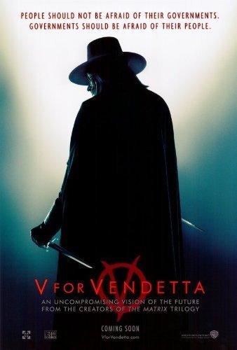 V For Vendetta–Póster de la película (11x 17pulgadas–28cm x...