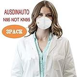 Máscara N95, respirador FFP2, máscaras Antipolvo efectivamente aisladas (10)