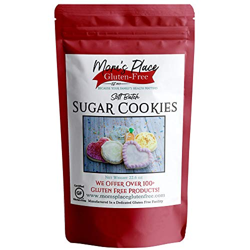 Gluten Free Sugar Cookies Mix