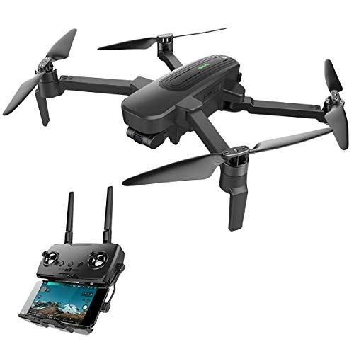 BINDEN Drone Profesional Zino Pro Cámara 4K Ultra HD, Gimbal Mecánico de 3 Axis, GPS, 4 KM, 36 km/h, 23 Minutos de Vuelo