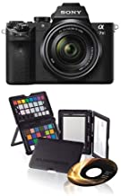 Sony Alpha a7II Mirrorless Camera with FE 28-70mm f/3.5-5.6 OSS Lens - with X-Rite Digital Colorchecker Passport, Balance System