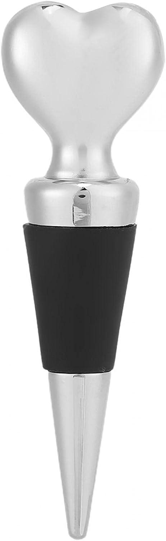 CjnJX-Vases Tapón de Botella Tapones de Vino Tinto Corchos Sellador de Ahorro de aleación de Zinc Reutilizable Tapón de Creatividad, Mano de Obra Exquisita, (3)