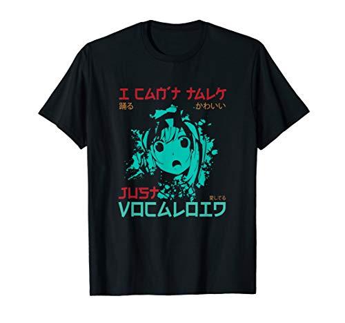 I Can't Talk Just Vocaloid | Men Women Kids T-Shirt