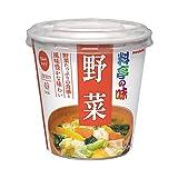 カップ料亭の味 野菜 25g ×6個