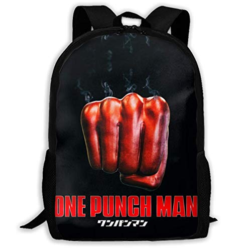 Lawenp One Punch Man Gift Adult Unisex Shoulders Bag For School,Travel,Outdoor,
