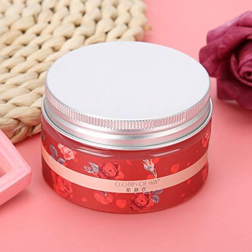 Hand Peel Off Mask, Rose Hand Wax, 100 g Mascarilla hidratante para manos, Natural seguro para todo tipo de piel Textura fina Mejora el tono de la piel Manos