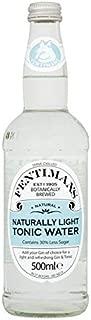 Fentimans Botanically Brewed Light Tonic Water - 500ml (16.91fl oz)