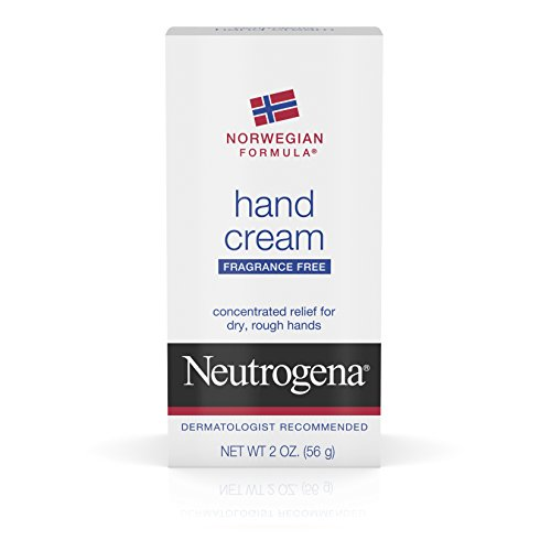 Neutrogena Norwegian Formula Moisturizing Hand Cream Formulated with Glycerin for Dry, Rough Hands,...