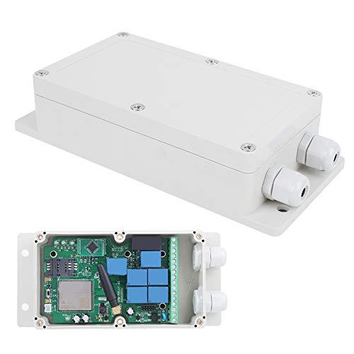 Controlador de Interruptor Remoto gsm inalámbrico de 7 Canales Interruptor de relé...