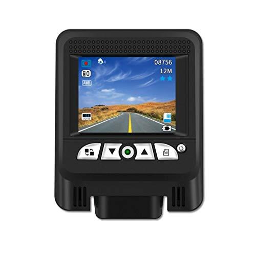 Car Dash Cam 2.4 Zoll LCD FHD 1080p 170 ° Weiter Angle Dashboard Camera Recorder mit G-Sensor, WDR, Loop-Aufnahme