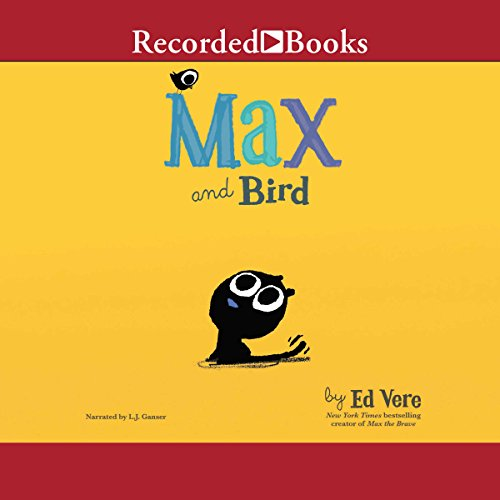 Max and Bird audiobook cover art