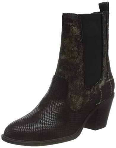 Desigual Shoes_Chelsea_Patch, Mule Femme, Noir, 39 EU