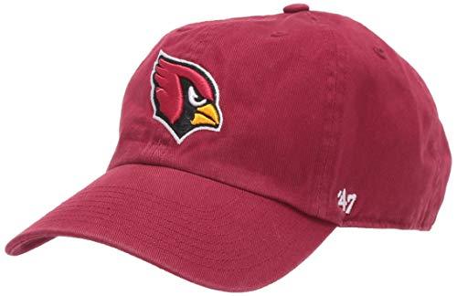 Brand NFL Football Slouch Baseballcap/Basecap Arizona Cardinals rot Logo Adjustable