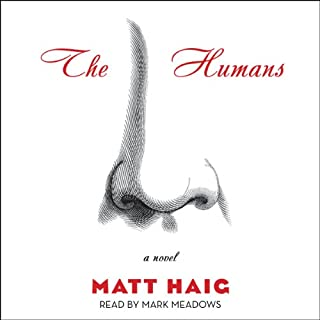 The Humans audiobook cover art