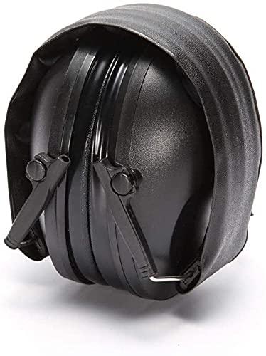 TXXM Casse à Oreillettes insonorisées à Sommeil Ambuffs Tactiques Anti-Bruit (Color : Black, Size : 2x9x19cm)