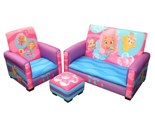 Hot Sale Nickelodeon 3 Piece Toddler Set, Bubble Guppies That's Silly