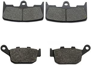 Volar Front & Rear Brake Pads for 2002-2007 Buell Firebolt XB9R
