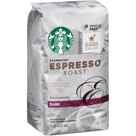 Max 44% OFF Starbucks Espresso Roast Dark Whole 2 Soldering Coffee of Pack Bean