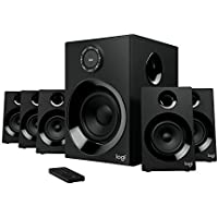 Logitech Z606 5.1-Channel Home Theater Speaker System with Bluetooth