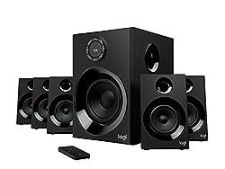 top 10 wireless surround sound systems Z606 5.1 Surround Speaker with Bluetooth