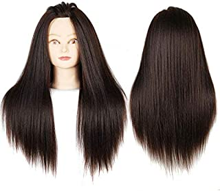 Mannequin wig Practice head Compiled Plate hair make up Model head dummy