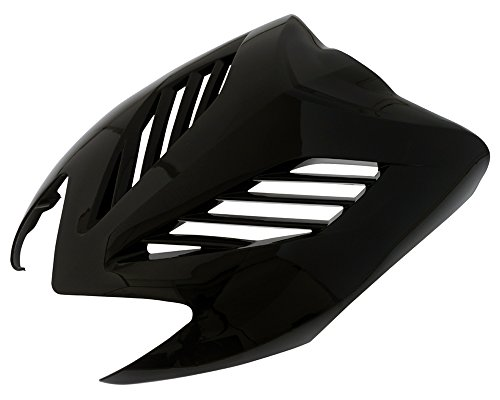 Verkleidungssatz Yamaha Aerox/MBK Nitro schwarz metalic 8-teilig