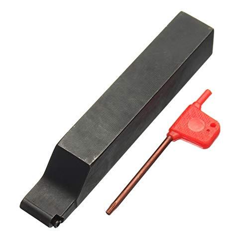 SRAPR SRAPL 2020K08 Externe CNC-Drehmaschine Drehen Halter-Werkzeug-Schlüssel for Hartmetalleinsatz Schlagzähigkeit und starker klarer