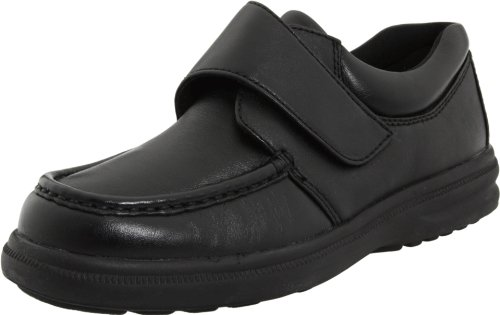 Hush Puppies mens Gil loafers shoes, Black Leather, 10.5 X-Wide US -  018471869903