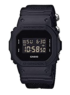 Casio G-Shock Women's Watch in Resin/Nylon with LCD Display and Multi Alarm for Extreme Sports - Shock Resistant (B06WGQ367L) | Amazon price tracker / tracking, Amazon price history charts, Amazon price watches, Amazon price drop alerts
