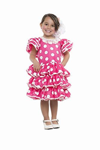 Trajes de flamenca de niña 2020 ✅