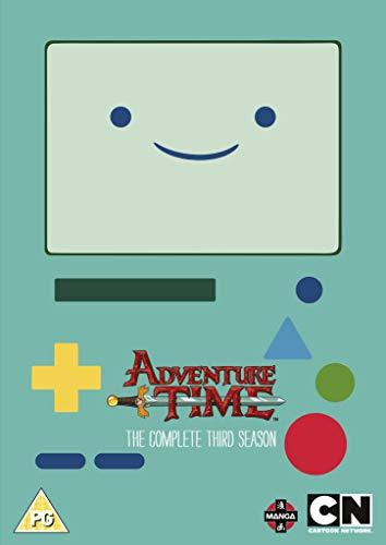 Adventure Time - The Complete Third Season (2 Dvd) [Edizione: Regno Unito]