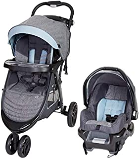 Baby Trend Skyline 35 Travel System - Starlight Blue, Set of 1